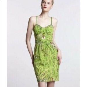 Tracy Reese lawnscape silk dress